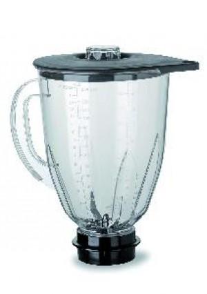 Vaso 4 P, con cuchilla para hielo