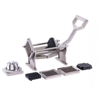 MANUAL VEGETABLE CUTTER, CF-200 COMPLETE (ALL GRIDS)