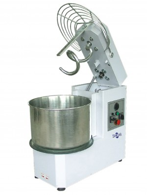 SPIRAL KNEADERS, REMOVABLE BOWL AND HEAD, AEE-20