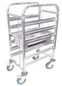 CARTS AND TROLLEYS, TRAY TROLLEY, CB-6GN 2/1
