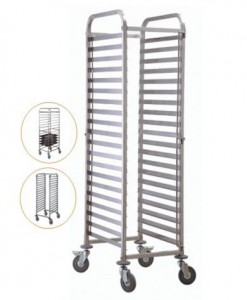 CARTS AND TROLLEYS, TRAY TROLLEY, CB-306040