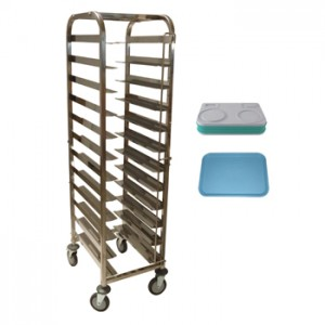 CARTS AND TROLLEYS, TRAY TROLLEY, CB-15 GN 1/1